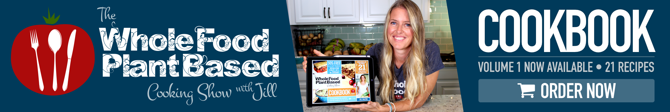 The Whole Food Plant Based Cooking Show
